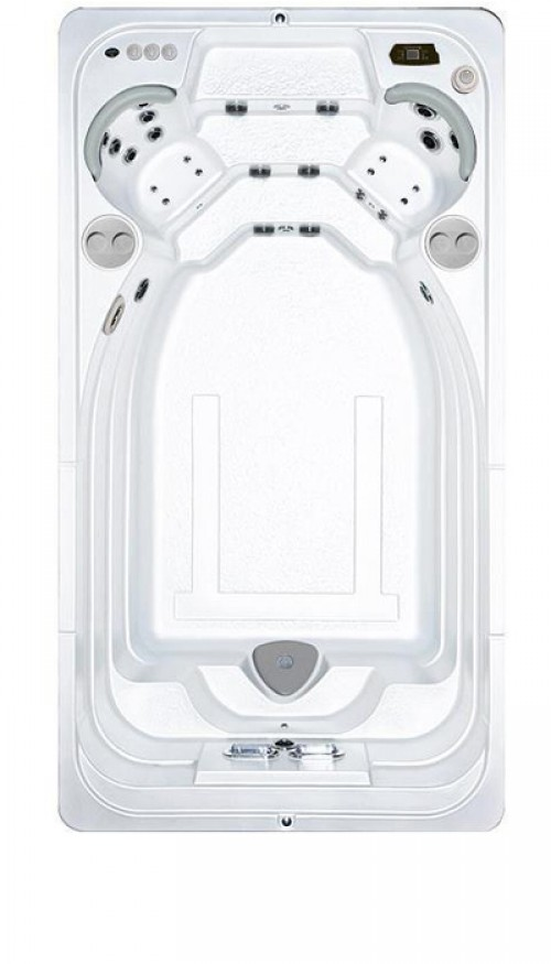 AquaTrainer 14 FX swim spa