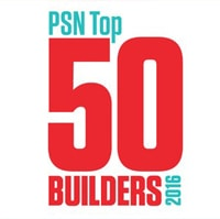 PSN Top 50 Builders 2016