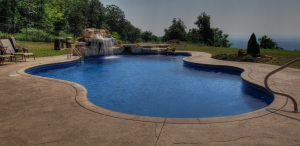 We are one of the top 50 pool builders in the US