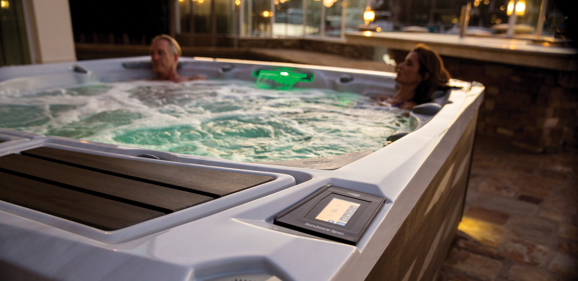 Sundance® Spas and Viking Spas™