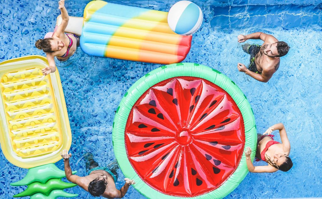 8 Life Changing Benefits Of A Backyard Pool Installation Goodall Pools
