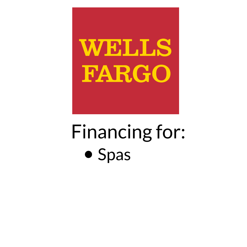 Wells Fargo Financing for Spas