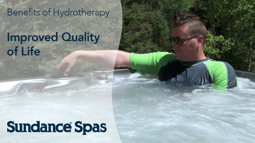 Improved Quality of Life with Sundance® Spas
