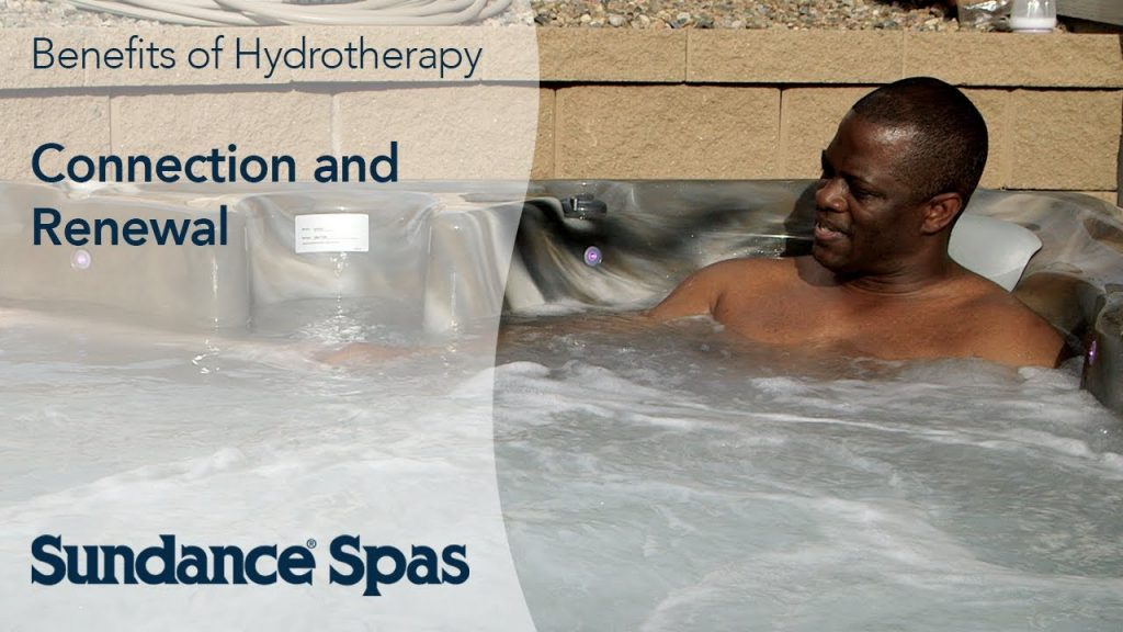 Connection and Renewal with a Sundance® Spa