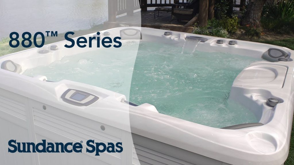 Sundance® Spas 880™ Series