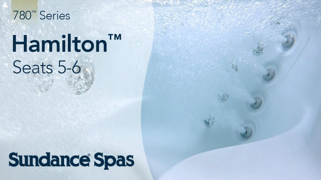 Hamilton™ Hot Tubs: 780™ Series Spa (seats up to 6)