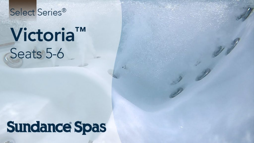 Victoria™ Hot Tubs: Select Series® Spa (seats up to 5)