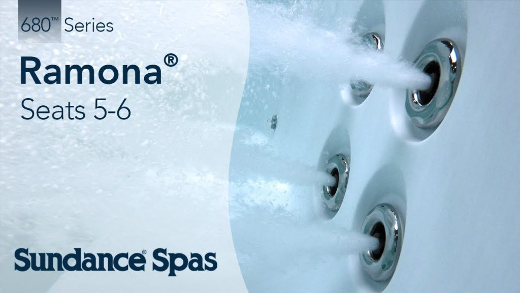 Ramona® Hot Tubs: 680™ Series Spa (seats up to 6)