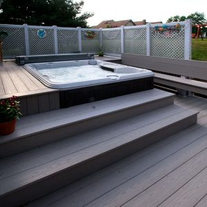 backyard inspiration - spas