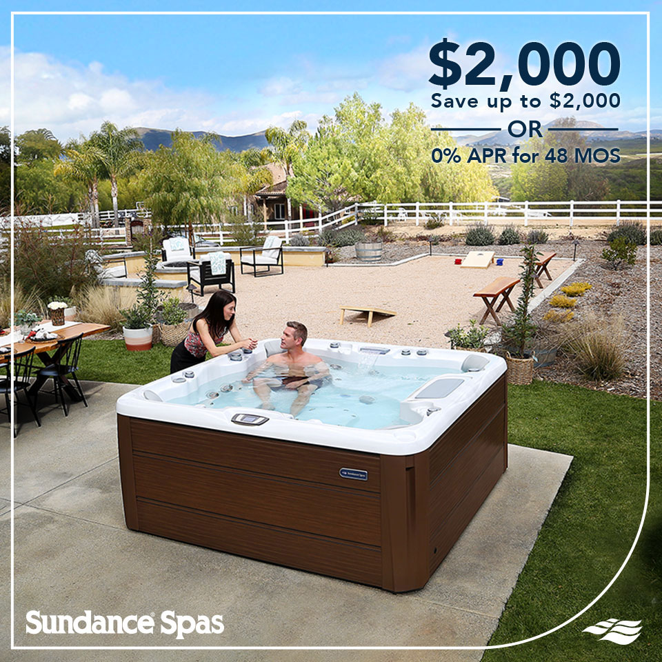 Sundance Spas Sale