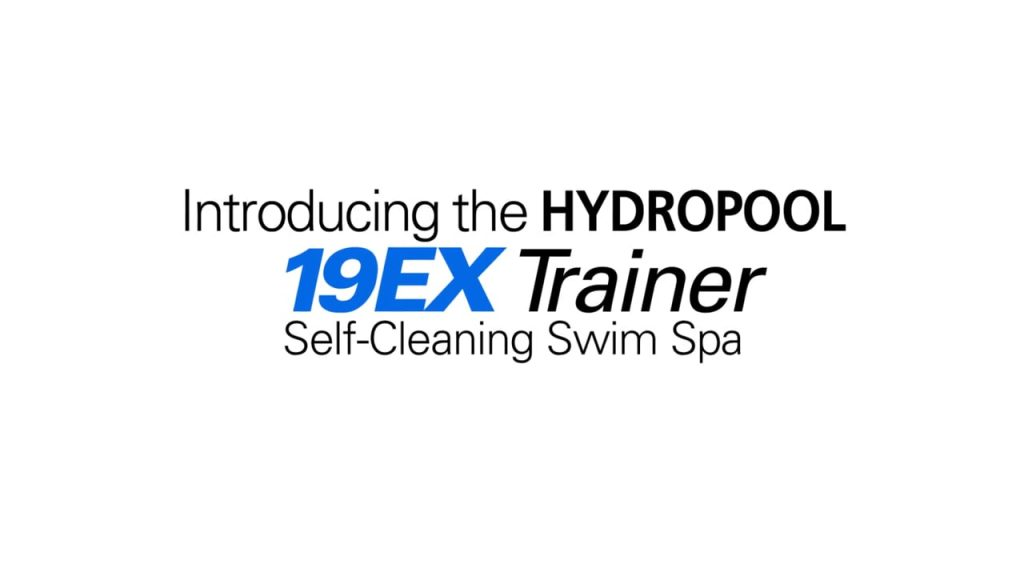 Hydropool Executive Swim Trainer - Launch Video