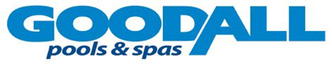 Goodall Pools logo