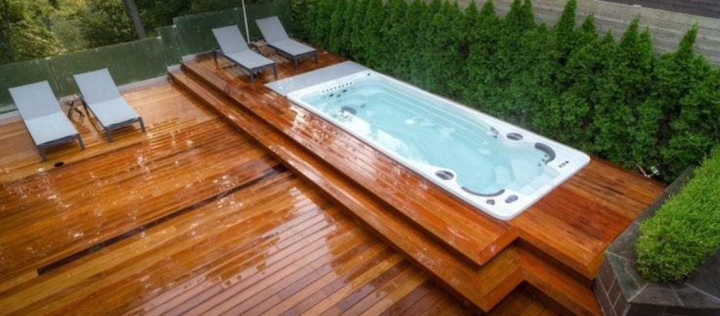 Goodall Pools What Is A Swim Spa? - Swim spa, you ask? What is a ...