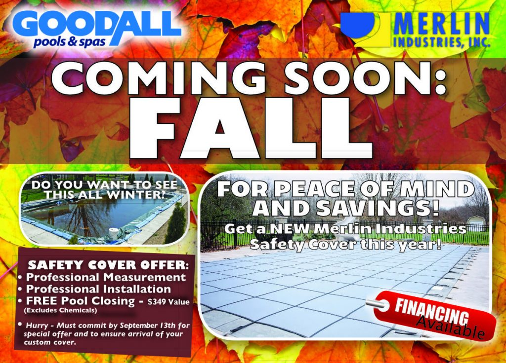 Goodall September Sale