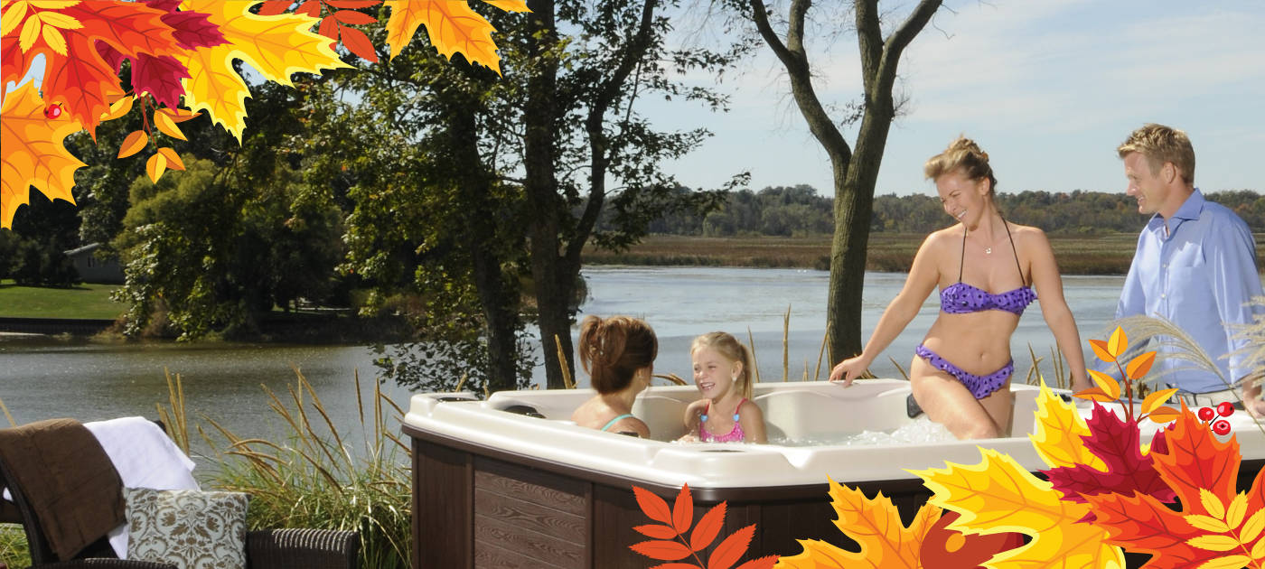Viking Spas™ September Sale