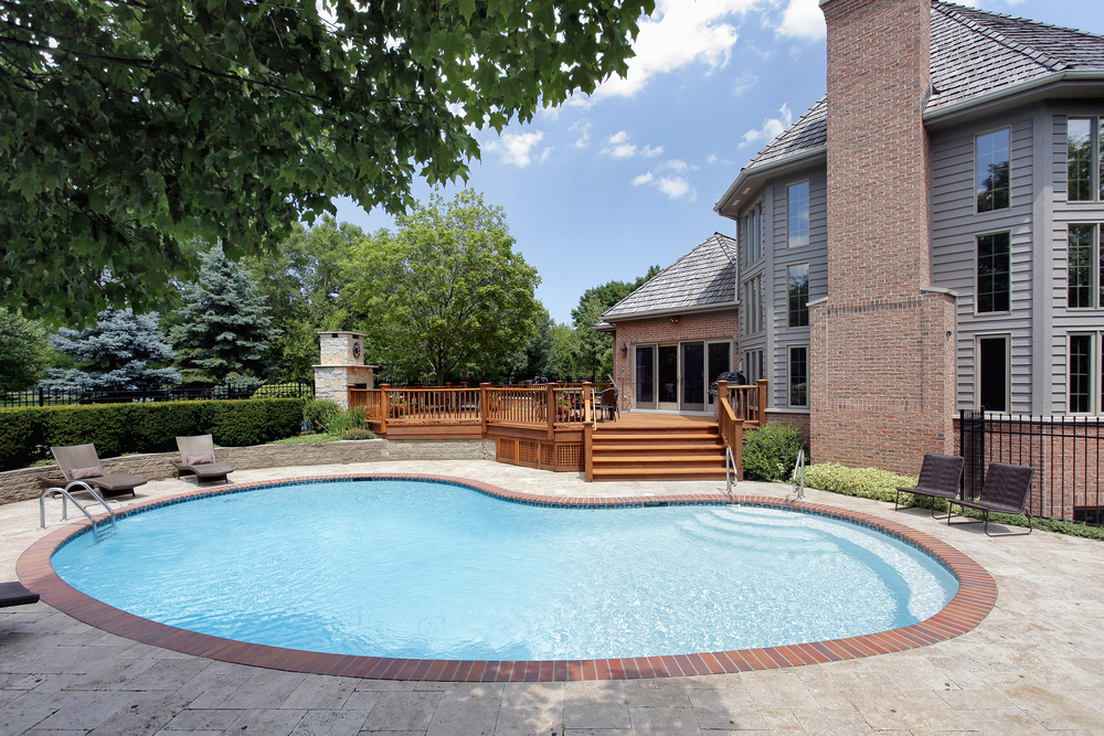 Pool Hot Weather Issues