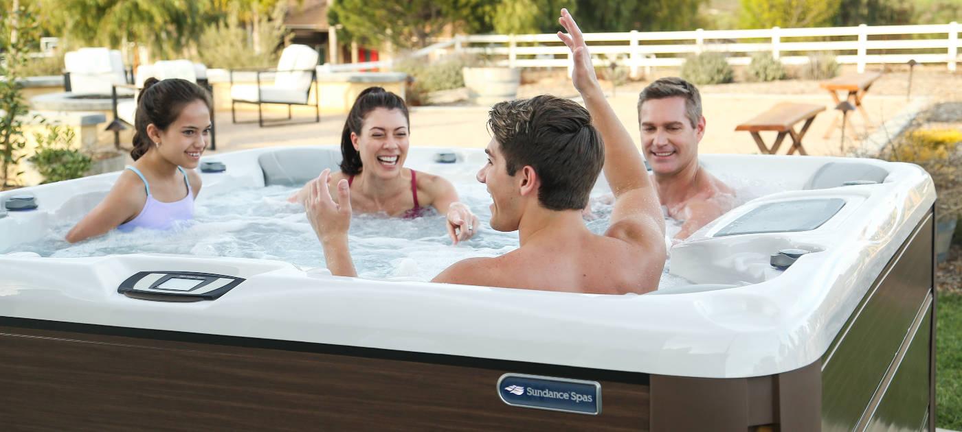 Sundance Spas End of Season Sale