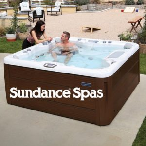 Sundance Spas Outdoor Sale