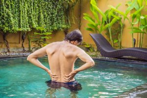 Spas and back pain
