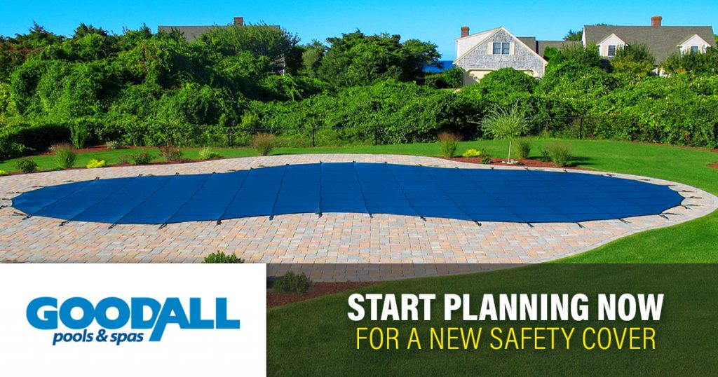 Goodall Pools Safety Covers